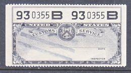 U.S.  CUSTOMS  4    (o) - United States
