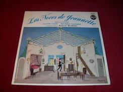 LES NOCES DE JEANNETTE   MUSIQUE DE VICTOR MASSE  POCHETTE PEYNET 1959 - Opera