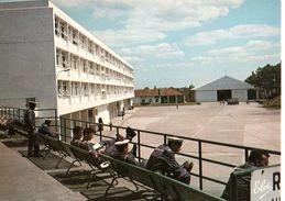 Centre De Formation Marine D'hourtin Le Batiment Jean Bart Vue De La Terrasse Du Foyer CPM Ou CPSM - France