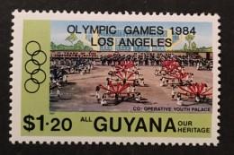 Guyana - MH*  - 1984 - # 360 - Guyana (1966-...)