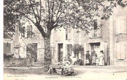 CORBIERES Place De La Poste - Francia