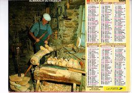 """ALMANACH DU FACTEUR 1994  """" LAVIGNE """" (2 Scans) - Big : 1991-00"""
