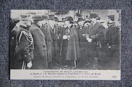 Lot De 10 Cartes - CATASTROPHE De MELUN, Le 4 Novembre 1913 - Melun