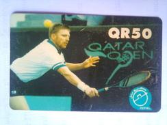Tennis  QR 50 (bent) - Qatar