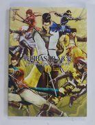 Sengoku Basara 3 Official Complete Works ( Used / Japanese ) - Books, Magazines, Comics