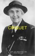 Scoutisme, Photo-carte De Lady Baden-Powell, Cliché Pas Très Courant - Scoutisme