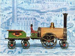 Chemin De Fer Second Empire - Publicité Médicale Roussel - Propiocine ( Jouets Historiques N°2 ) - Giocattoli Antichi