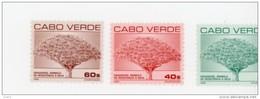 Cap Vert-Cabo Verde-2000-Arbre, Dragonnier-750/2***MNH - Cape Verde
