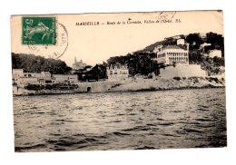 Route De La Corniche Vallon De L'oriol écrite Lot 368 - Endoume, Roucas, Corniche, Beaches