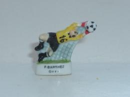 FEVE FOOTBALL, FABIEN BARTHEZ - Sports