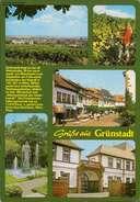 1080688  Verschiedene Ansichten Grünstadt Mehrbildkarte - Zonder Classificatie