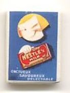 """Fève  Clamecy """"Chocolat Et Confiserie - Affiches Anciennes"""" 2005 - Olds"""