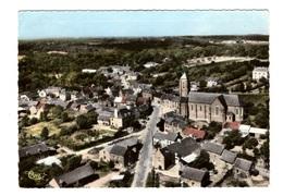 35 ILLE ET VILAINE - CAMPEL Vue Aérienne Du Centre - France