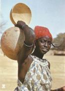 BURKINA FASO - ARIBINDA - Jeune Fille Foulsé Allant à La Corvée De L'eau - Femme - Fille - Africaine - Burkina Faso