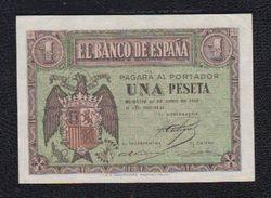 EDIFIL 428b.  1 PTA 30 DE ABRIL DE 1938.  SERIE N - [ 3] 1936-1975 : Régimen De Franco