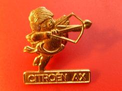Pin's -   CITROEN AX - Citroën
