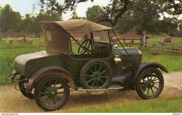 Morris Oxford 10 Hp  -  1913  -  Carte Postale - Turismo