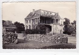 CPA PHOTO - 44 - SAZINT-NAZAIRE - Le Palais De Justice En Reconstruction Juste Après Guerre Voire Corresp 1947 - RARE - - Saint Nazaire