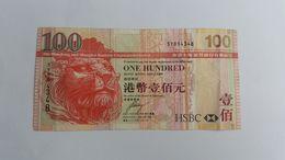 HONG KONG 100 DOLLARS 2009 - Hong Kong