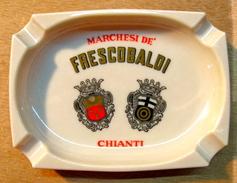 CENDRIER MARCHESI DE FRECOBALDI CHIANTI - Ashtrays
