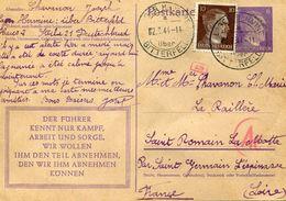 Correspondance S T O - 1939-45