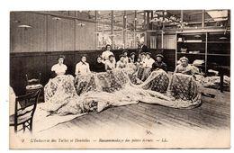 Dentelles Calais Raccommodage - Industry