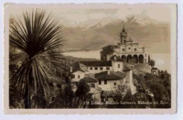 LOCARNO Basiica Santuario Madonna Del Sasso - TI Tessin