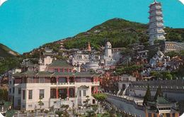 1 AK Hongkong * The Tiger Balm Gardens In Hongkong * - China (Hongkong)