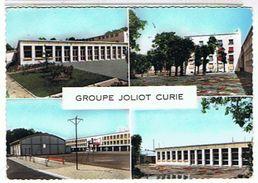 76..ACHERES  - GROUPE SCOLAIRE  4 VUES - France