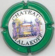 CAPSULE-CHAMPAGNE MALAKOFF Vert - Malakoff (Château)