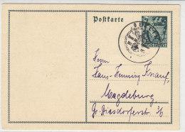 P 267 Aus Berlin 30.1.38 - Germany