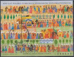 POLONIA 2014 Nº HB-227 USADO (RF. 01) - Blocks & Sheetlets & Panes
