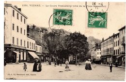 Vienne 38  Cours Romestang - Vienne