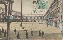 ITALIE  VENEZIA  Piazza Dia Leoncini 1928 - Venezia