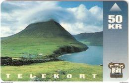 *FAR OER* - Scheda Telefonica Usata - Faroe Islands