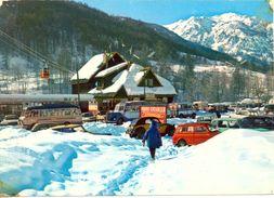 France - Hautes Alpes - Chantemerle - Serre Chevalier - Gare De La Piste OlympiQue - Airel Nº 306 - 1768 - Serre Chevalier