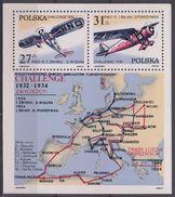 POLONIA 1982 Nº HB-95 NUEVO - Blocs & Hojas