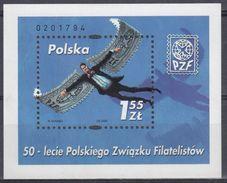 POLONIA 2000 Nº HB-152 NUEVO - Blocks & Sheetlets & Panes