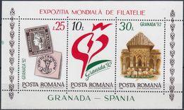RUMANIA 1992 Nº HB-217 NUEVO - Hojas Bloque