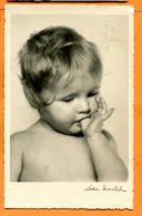 F077, Lotte Herrlich, Baby, Bébé, Circulée 1934 - Neonati