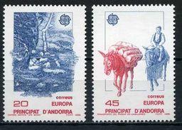 Andorre Espagnol YT 190-191 XX/MNH Europa - Neufs