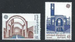 Andorre Espagnol YT 183-184 XX/MNH Europa - Neufs