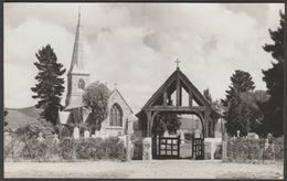 St John's Church, Canberra, Australia, C.1950s - Strangman RP Postcard - Canberra (ACT)