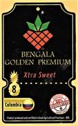 FRUITS AND VEGETABLES (CARDBOARD) / BENGALA - PINEAPPLE - CALIBRE 8 - Fruits & Vegetables