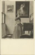 Vermeer - Lady Standing At The Virginals - National Gallery - Peintures & Tableaux
