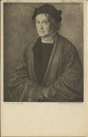 Durer - Artists Father - National Gallery - Peintures & Tableaux
