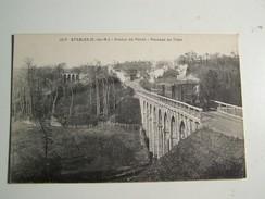53  ETABLES  Viaduc De Ponto Passage Du Train - Etables-sur-Mer