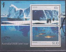 AUSTRALIA 1990 Nº HB-14 USADO - Hojas Bloque