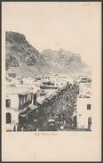 Main Street, Aden, C.1905 - Benghiat U/B Postcard - Yemen