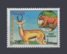 SENEGAL 2000 2001 FELIN LIONS LION  MNH ** - Senegal (1960-...)